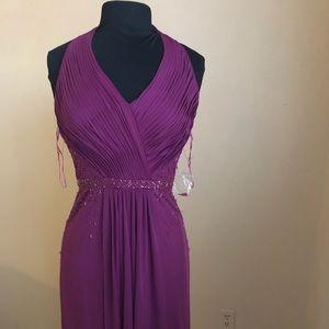 New long maxi dress